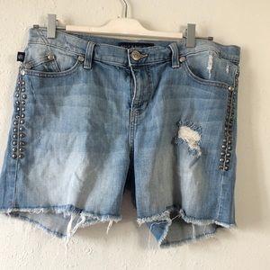 Rock Republic jean shorts sz 12